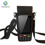 Metal Clip Should Strap Battery Pouch POS Shoulder Bag