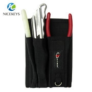 Metal clip tool bag Network cabling tool kit pouch for Siemon