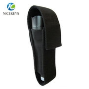 Customized belt loop PP webbing LED flashlight pouch